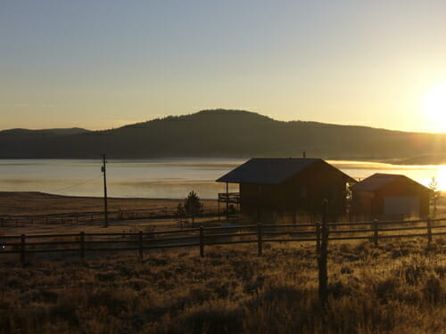 Panguitch Lake Reservoir