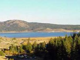 Panguitch Lake Scenic View