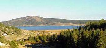 Panguitch Lake Scenic View