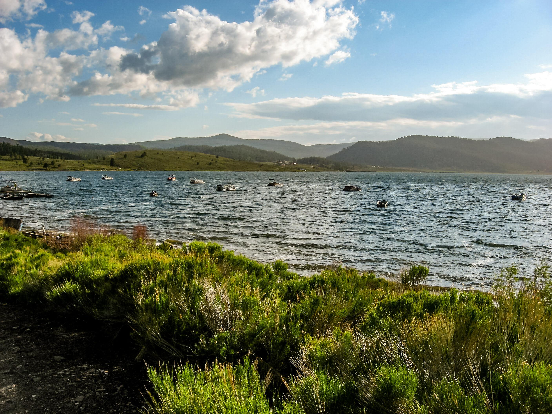 Panquitch Lake